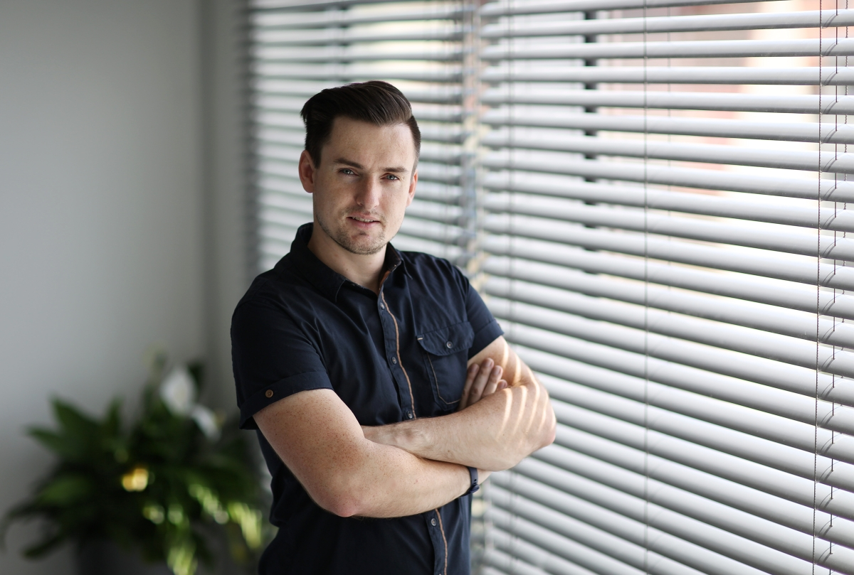 Portrét - Patrik Mareška