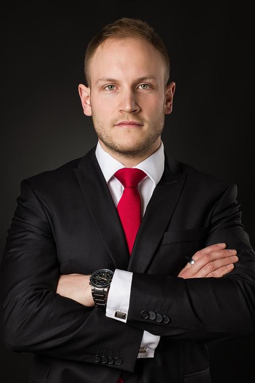 Business portrét foto