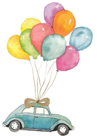 Jak se k nám dostanete - balonem
