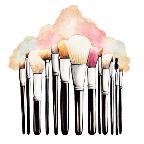Vizáž make-up